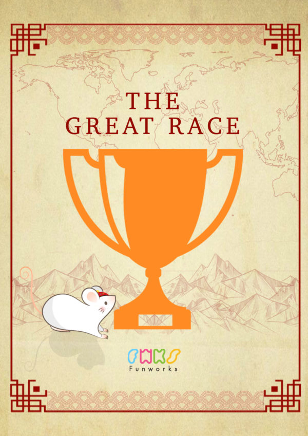 Escape Room Game - The Great Race
