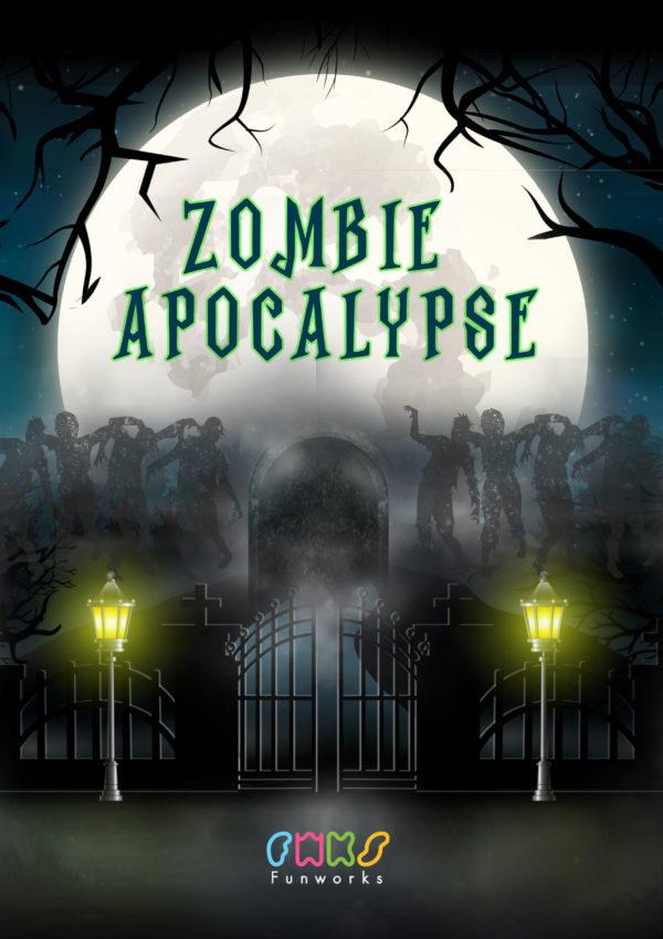 Escape Room Game - Zombie